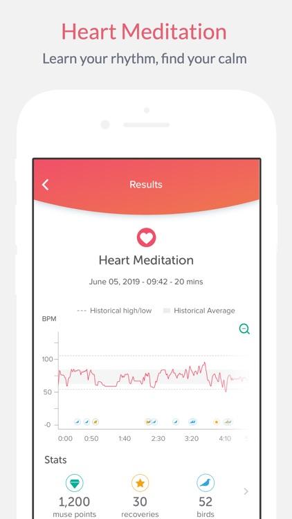 Muse: Meditation Assistant screenshot-4
