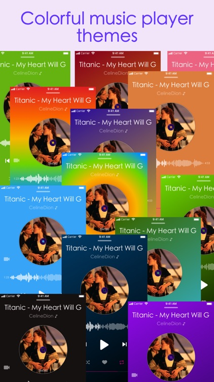 Music Pro - Music and podcasts screenshot-3
