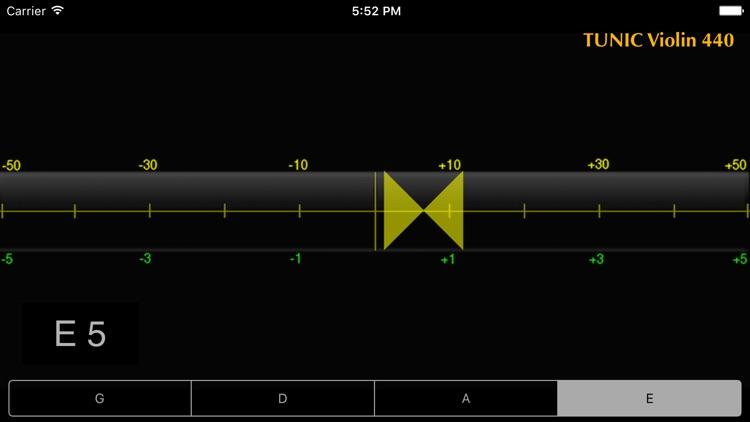 Tunic Violin 440 screenshot-3