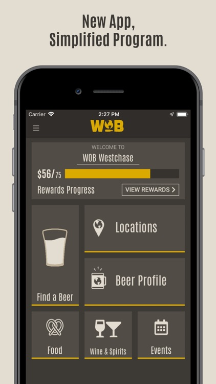 World of Beer Mobile