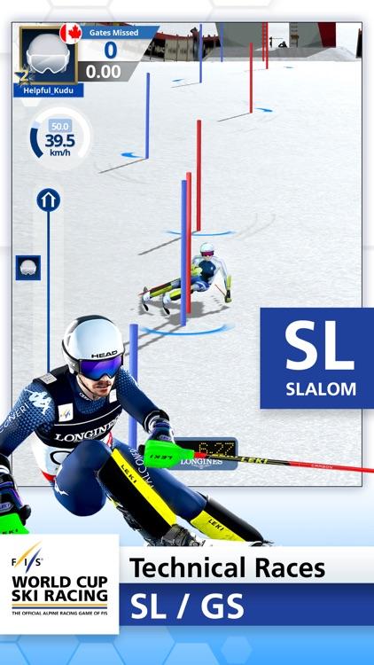 World Cup Ski Racing screenshot-6
