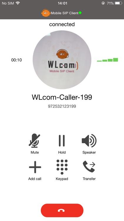 WLcom global calls and texts