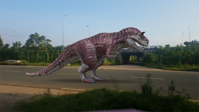 Dinosaur 3D AR screenshot 14