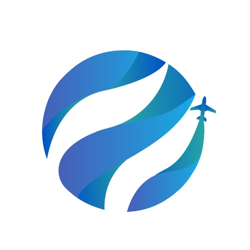 畅怀旅游app icon图