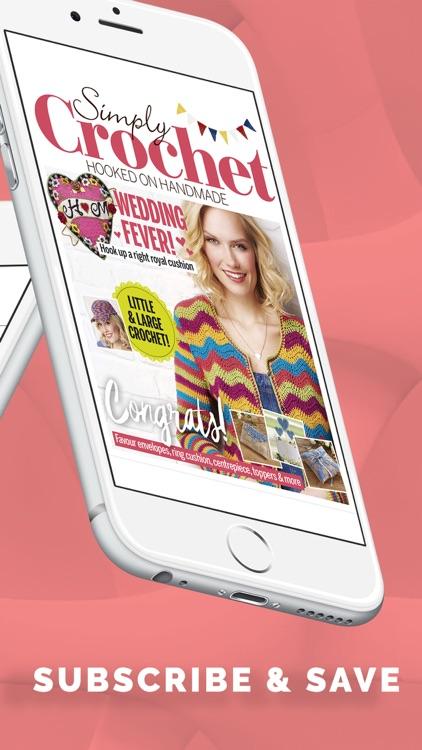 Simply Crochet Magazine screenshot-4