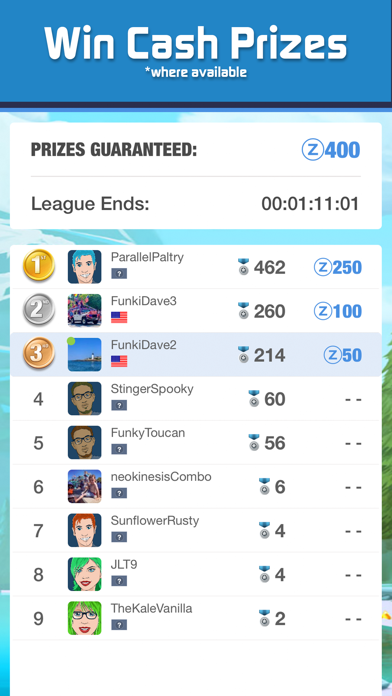 Cascade Challenge screenshot 4