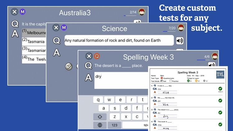 Things to Learn - School Ed screenshot-4