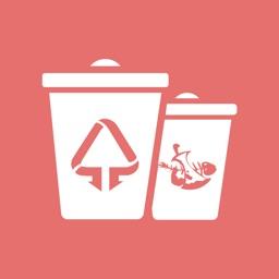 垃圾分类-环保从我做起