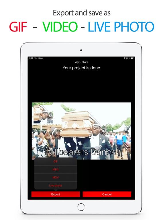 GIF Editor - Vigif screenshot 6