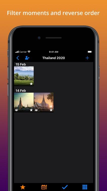 TripUp – Private Photo Sharing screenshot-6