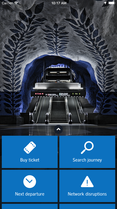 Screenshot for SL-Journey planner and tickets in Ecuador App Store
