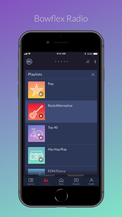 Bowflex JRNY™ screenshot-5