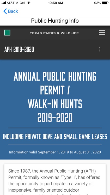 Public Hunting Texas screenshot-6
