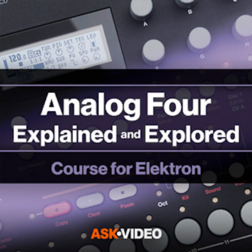 Intro Course For Analog Four