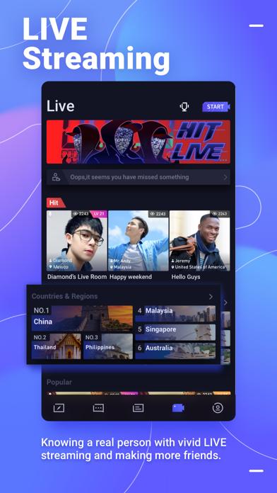 Blued- gay social & video chat Screenshot
