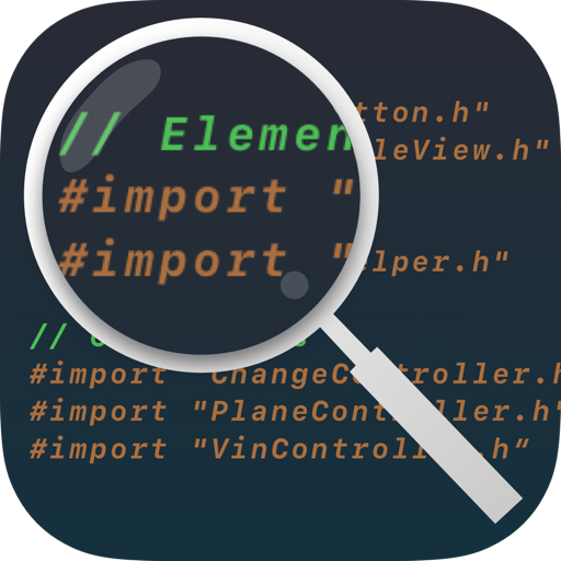 Manage Imports for XCode