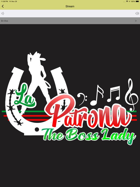 La Patrona (The Boss lady) screenshot 5