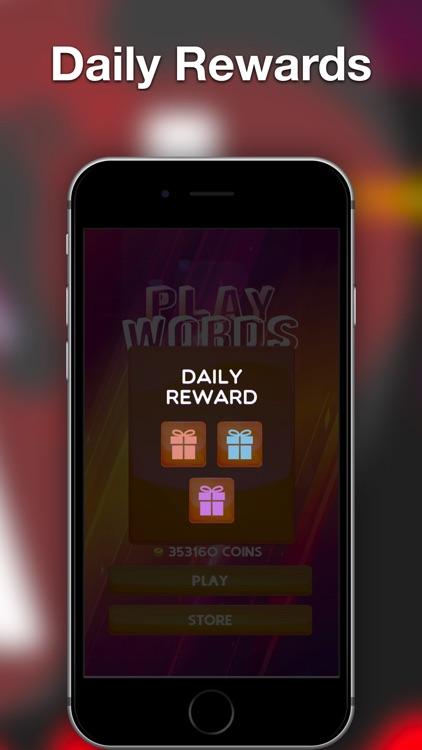 Word Play: Fun Crossword Games screenshot-3