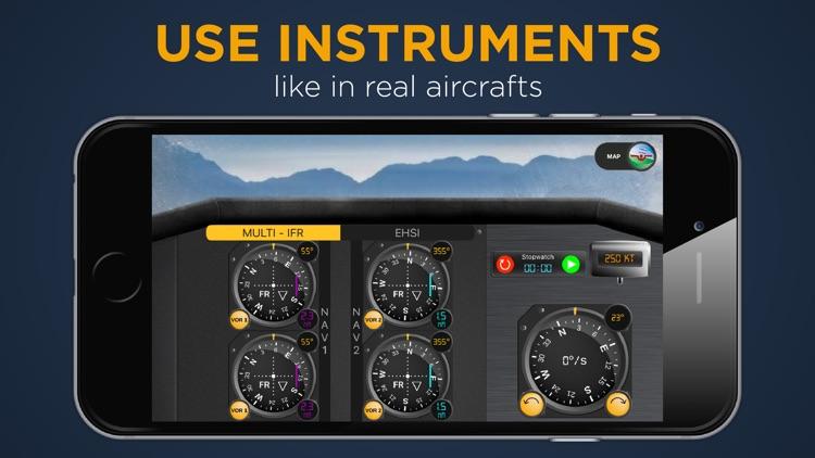 IFR Flight Trainer Simulator screenshot-5
