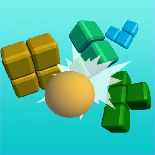 Crash Blocks 3D