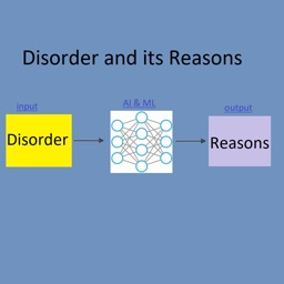 Disorder and its reasons