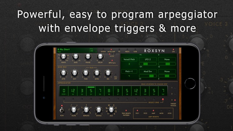 Roxsyn Guitar Synthesizer screenshot-4