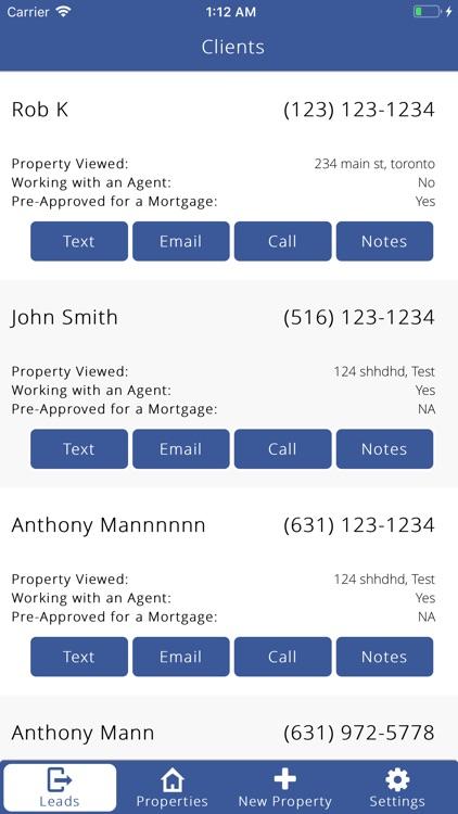 AM Open House - Open House App screenshot-4
