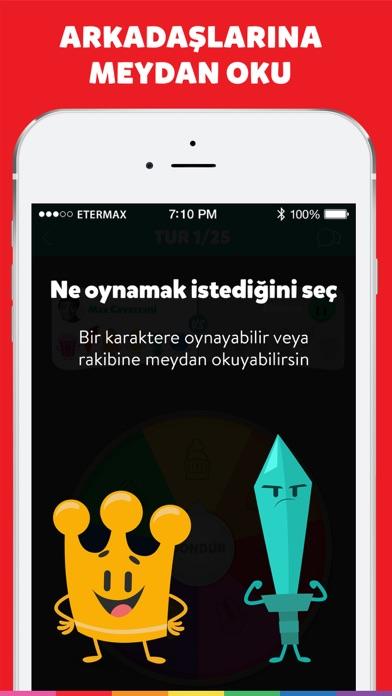 Screenshot for Trivia Crack Türkçe in Turkey App Store