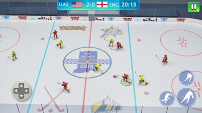 Ice Hockey Games: Nation Champ screenshot 3
