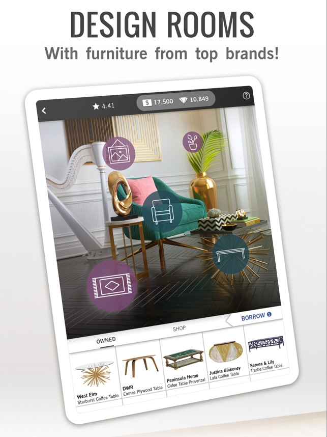 ‎Design Home Screenshot