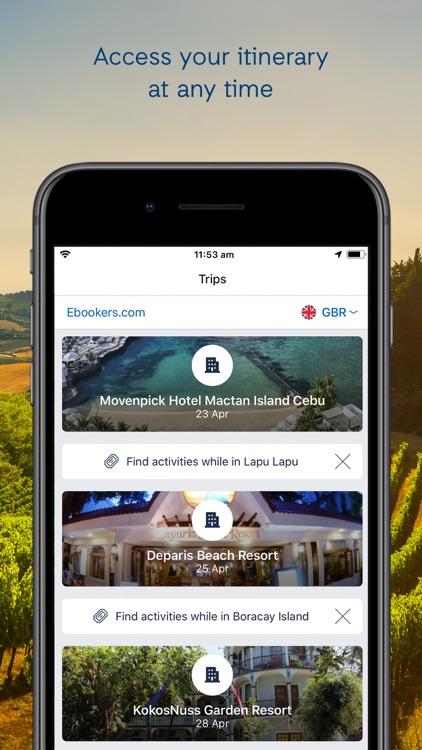 ebookers Hotels & Flights screenshot-5