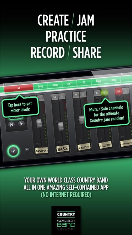 SessionBand Country 1 screenshot-4