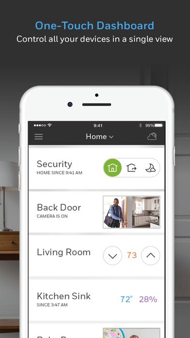 Honeywell Home by Resideo Technologies, Inc  (iOS, United