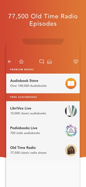Audiobooks HQ -- audio books on the App Store