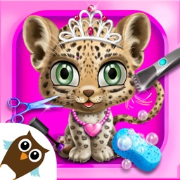 Baby Animal Hair Salon 2