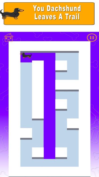Dachshund Maze Game Doxie Game screenshot-9
