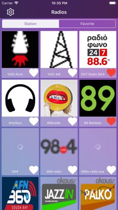 Radio of Greece screenshot 1