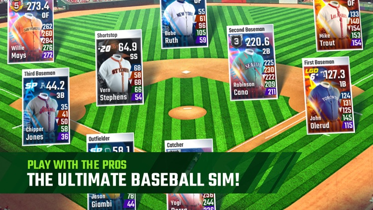 CBS Franchise Baseball 2020 screenshot-0