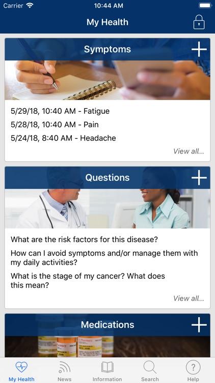 Cancer.Net Mobile