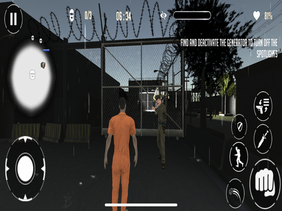 Prison Survival Break : Escape screenshot 5