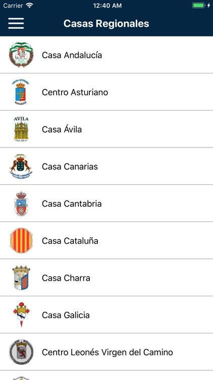 Casas Regionales