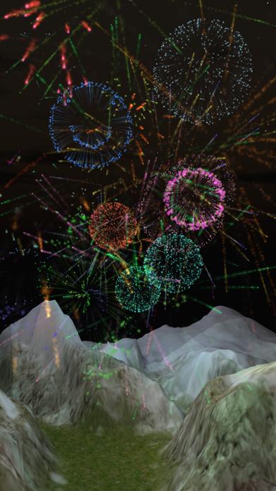 Fireworks Tap 2 Screenshots