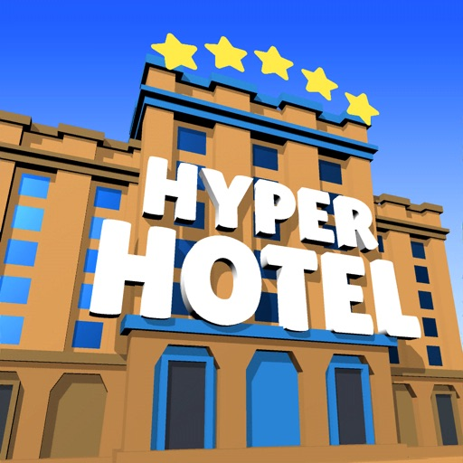 Hyper Hotel free software for iPhone and iPad