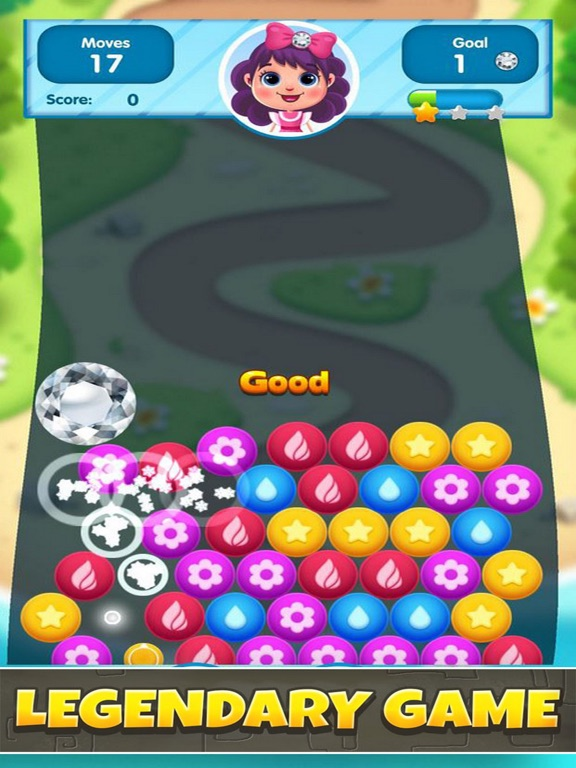 Balls Primitive: Bubble Pop screenshot 5