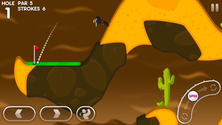 Super Stickman Golf 3 screenshot-4