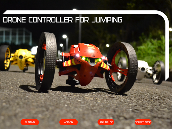 Drone Controller for Jumping screenshot 11