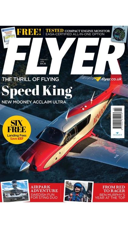 FLYER Magazine screenshot-5