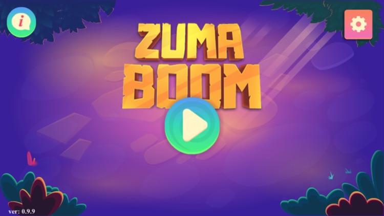 schlangenball · zuma boom screenshot-3