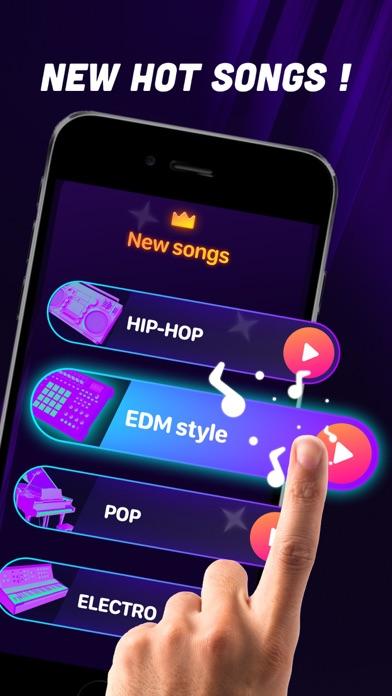 Beat Jumpy - Music Game Screenshot
