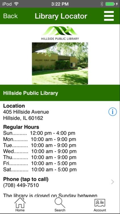 Hillside Library screenshot-4